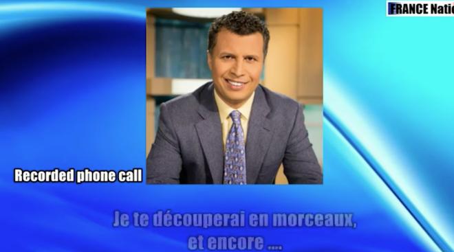 Excellente video : Frère Rachid menacé de mort en direct par un cheikh algérien