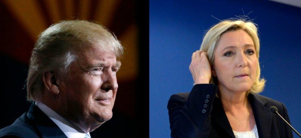 Donald Trump : «La France n'est plus la France» (vidéo)