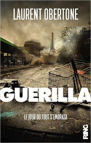 Magnifique «Guérilla», d'Obertone, aboutissement de 10 ans d'information faite par les islamo-lucides