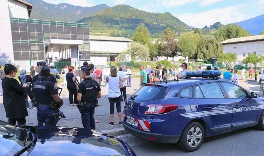 Ugine (Savoie) : lycée et collège confinés pour une rixe entre deux bandes rivales