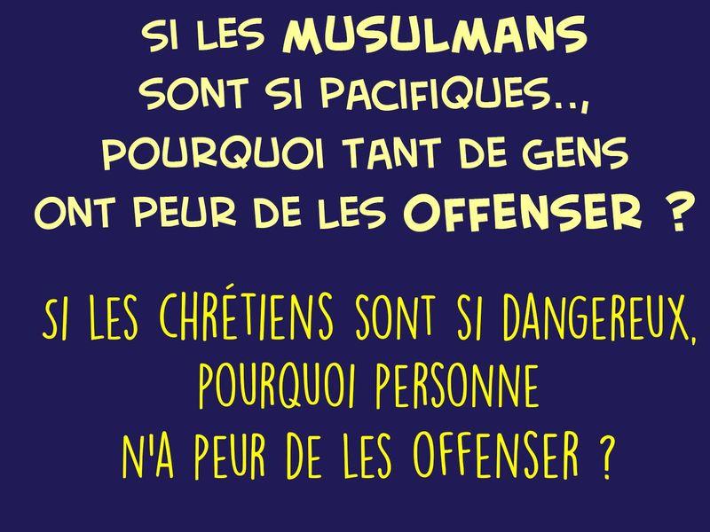 «Tabou» islam montre clairement que les musulmans modérés sont plus dangereux que les djihadistes