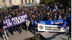 Ce qui explique la révolte de la Police française