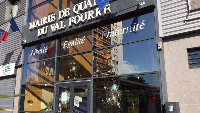 Mantes-la-Jolie : nuit de violence au Val-Fourré