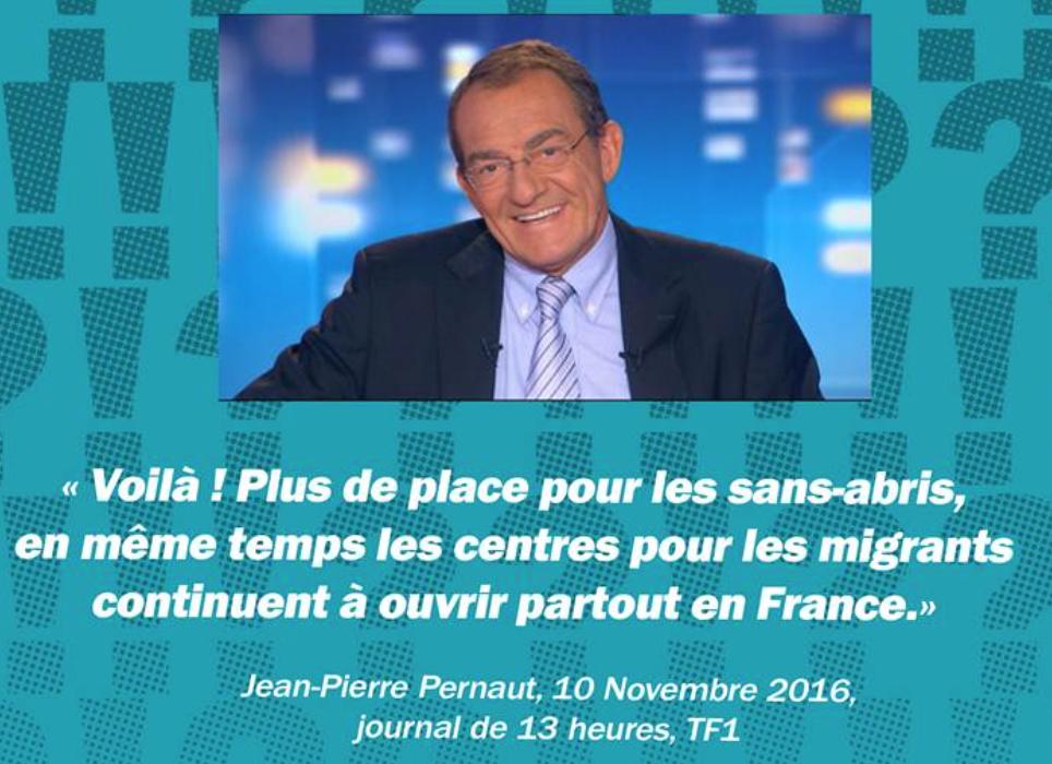 J'aime bien Jean-Pierre Pernaut, un homme de la terre, un anti-Apathie