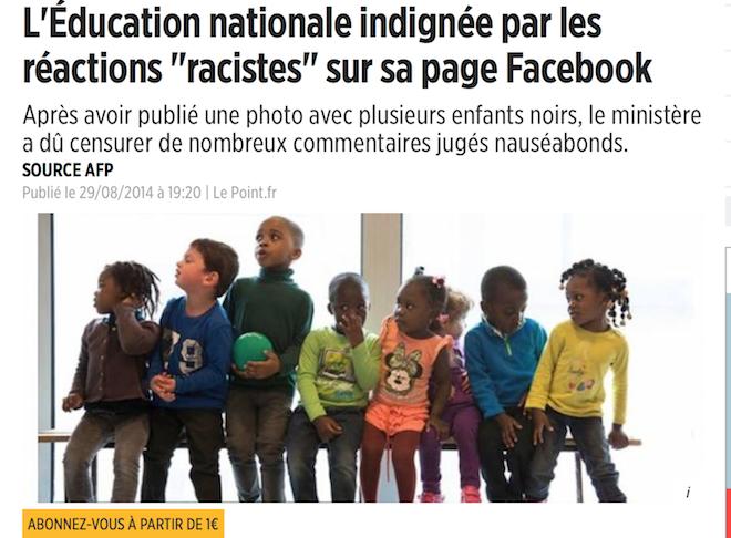 Bel Kacem a déjà chassé tous les Blancs des écoles françaises, elle méritera 70 dattes au paradis