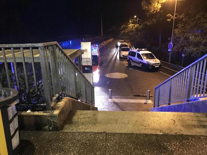 Les passagers d'un TER gazés et frappés par une bande d'adolescents