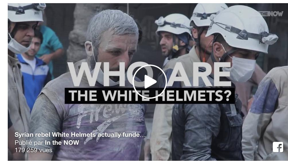 Pour en savoir plus sur les casques blancs syriens