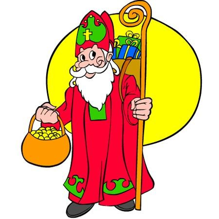 Ils ont finalement fait passer Saint-Nicolas comme un voleur dans les écoles maternelles de Huningue