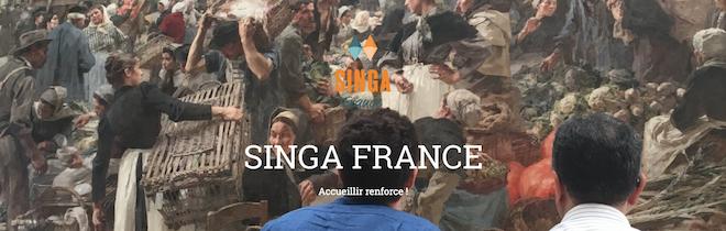 Les Français payent 305000 euros pour une association qui leur est interdite