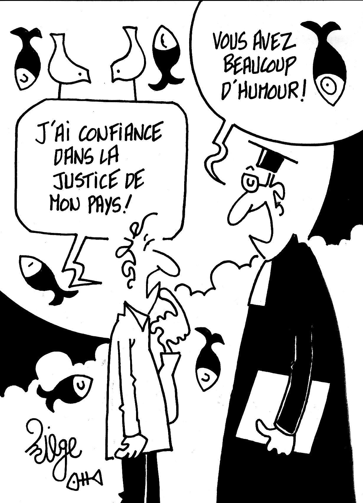 La justice… un écorchoir ?