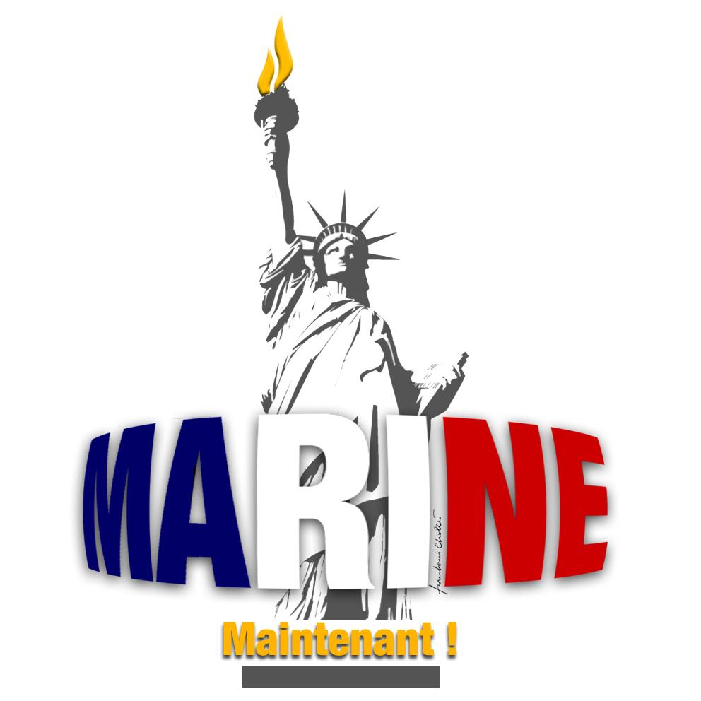 Macron et Fillon ne veulent pas voir que le monde a changé, seule Marine porte le projet moderne