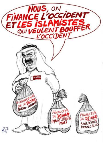 Est-il vrai que le Qatar paierait les musulmanes pour qu'elles se voilent ?