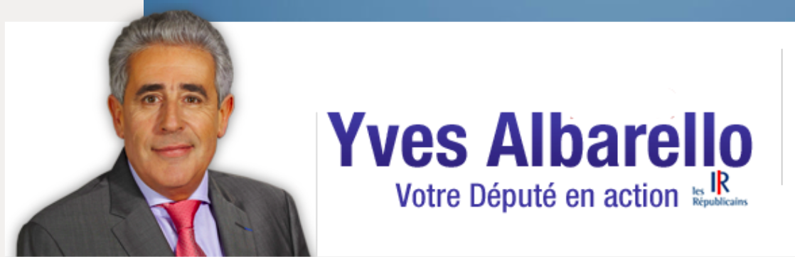 Albarello, député LR du 77, demande la réouverture de la mosquée de Lagny-Sur-Marne !
