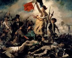 Le jour où la révolution grondera à Paris…