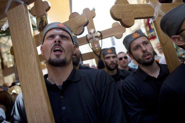 Ma sympathie va aux seuls Palestiniens chrétiens, qui, eux, ne sont pas venus en envahisseurs
