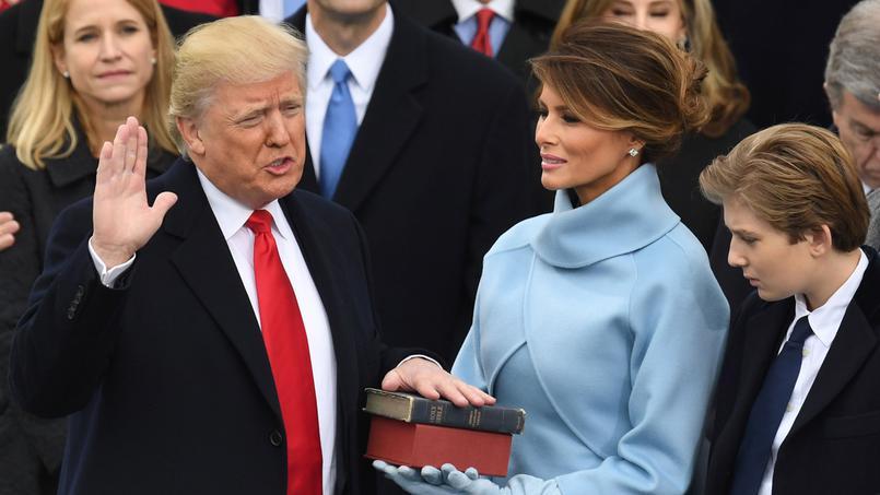 Trump est enviable non pas pour ses millions mais pour sa femme