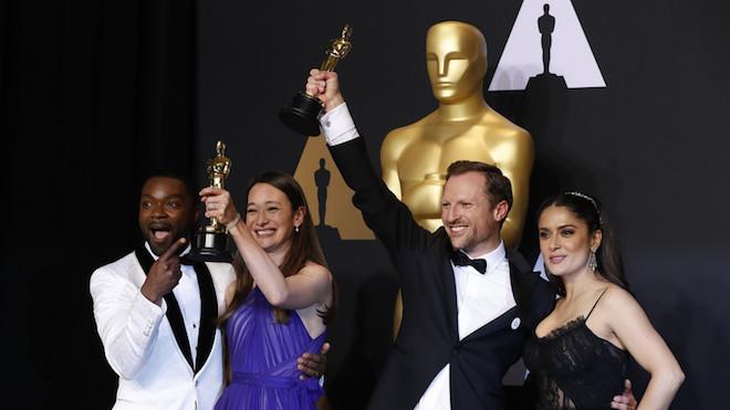 Les casques blancs qui assistent aux exécutions djihadistes récompensés aux Oscars