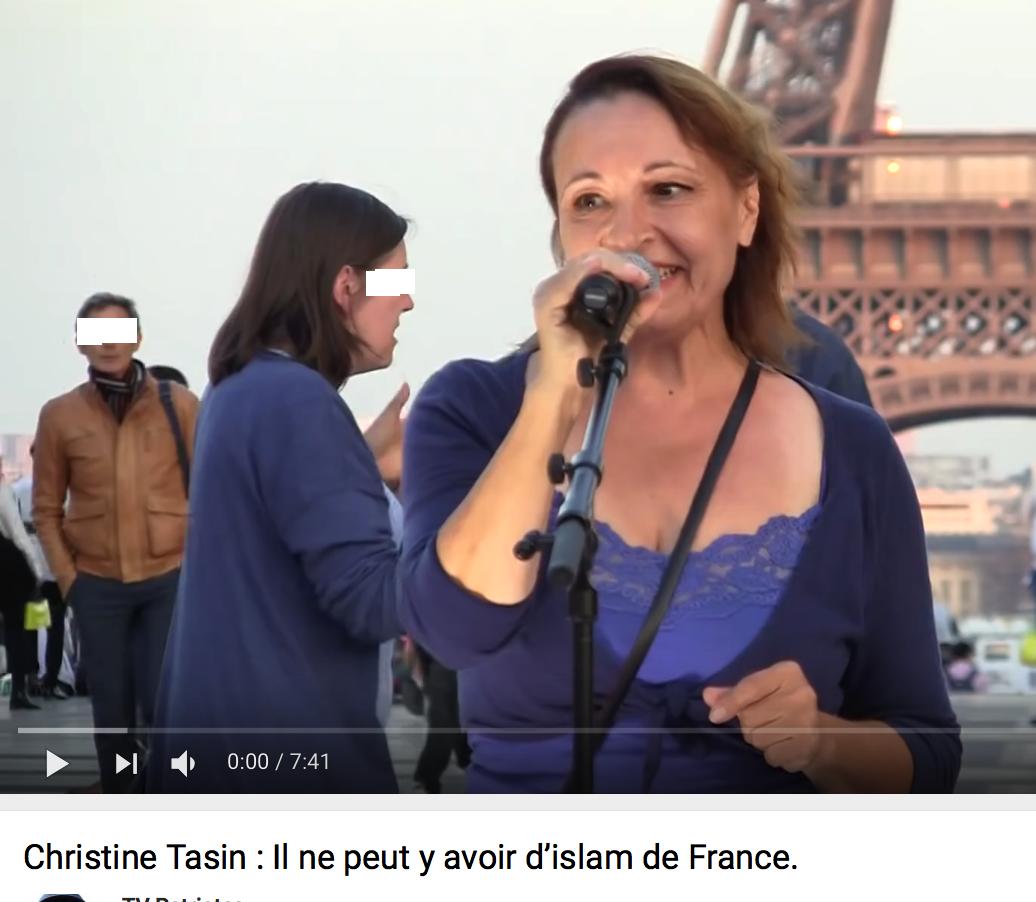 Islam assassin : Monsieur le juge, oserez-vous condamner Christine Tasin le 1er mars après avoir vu cette video ?