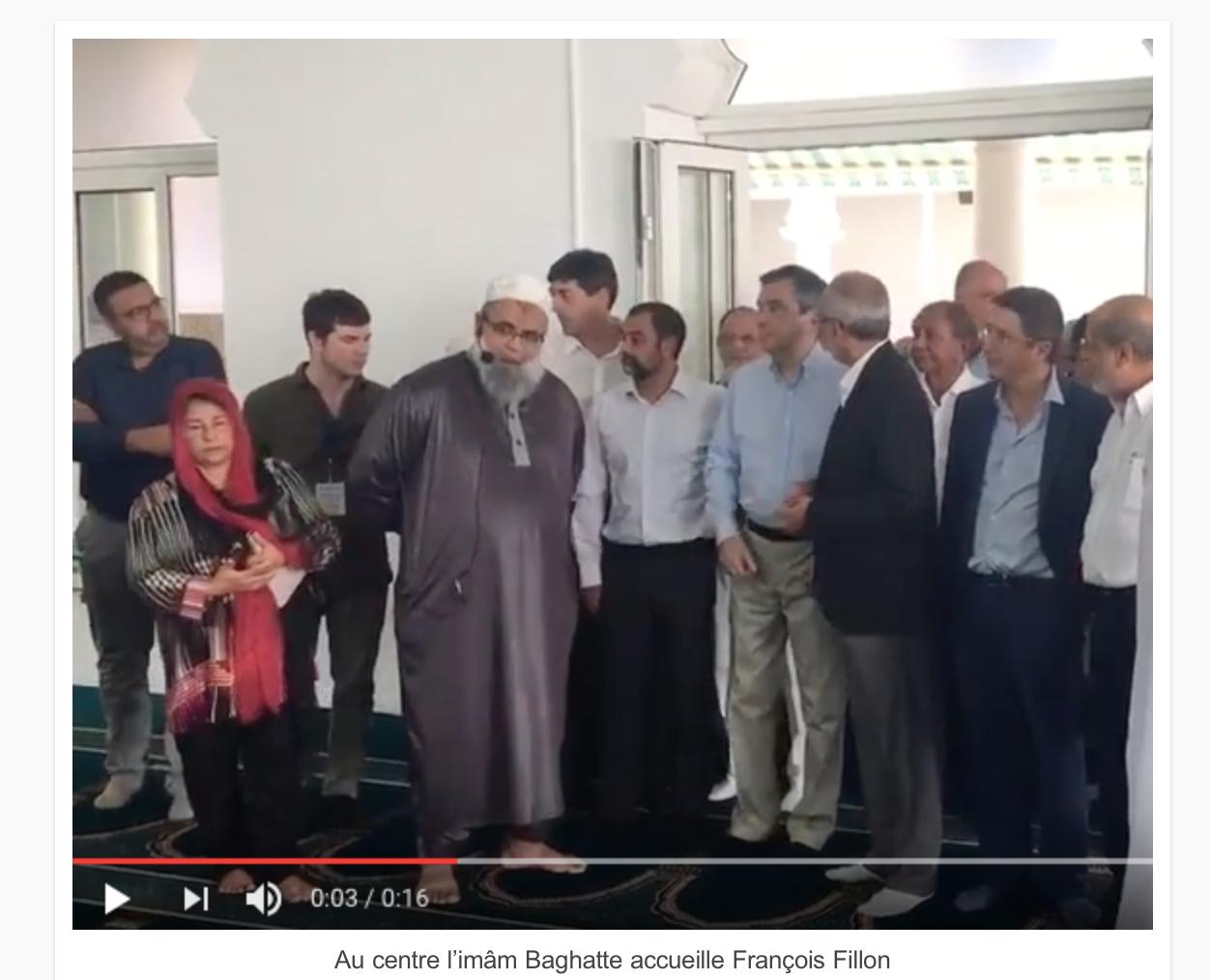 Farid Fillon défend l'islam et une idée «généreuse» de la laïcité… Bref, Hollande, le retour
