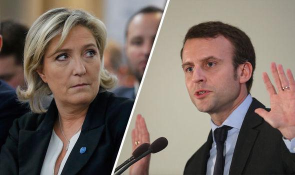 Sondage Opinionway: Macron se tasse, Le Pen s'envole à 27 %