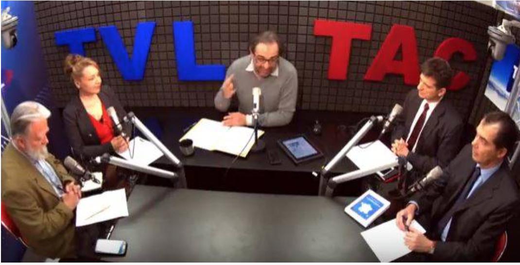 Radio-Libertés : Tête à clash c'est tout le contraire des Grandes Gueules