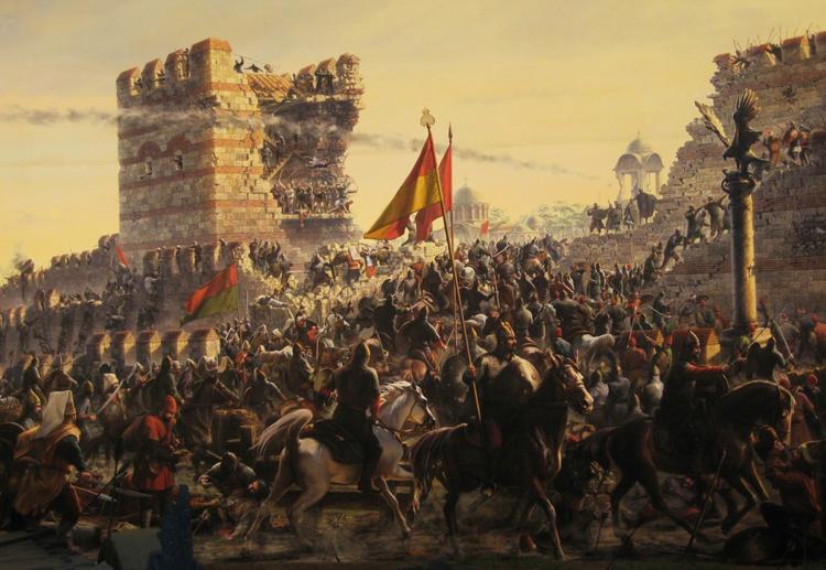 La grande mosquée de Jérusalem annonce que les musulmans vont bientôt conquérir Rome