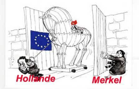 Turquie dans l'OTAN,  comment s'en débarrasser ?