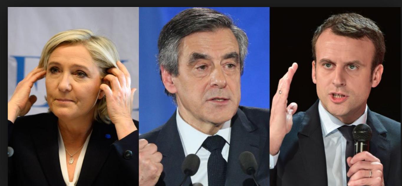 « La popularité de Macron est surestimée par les sondages » affirme la chaîne de télé financière Bloomberg