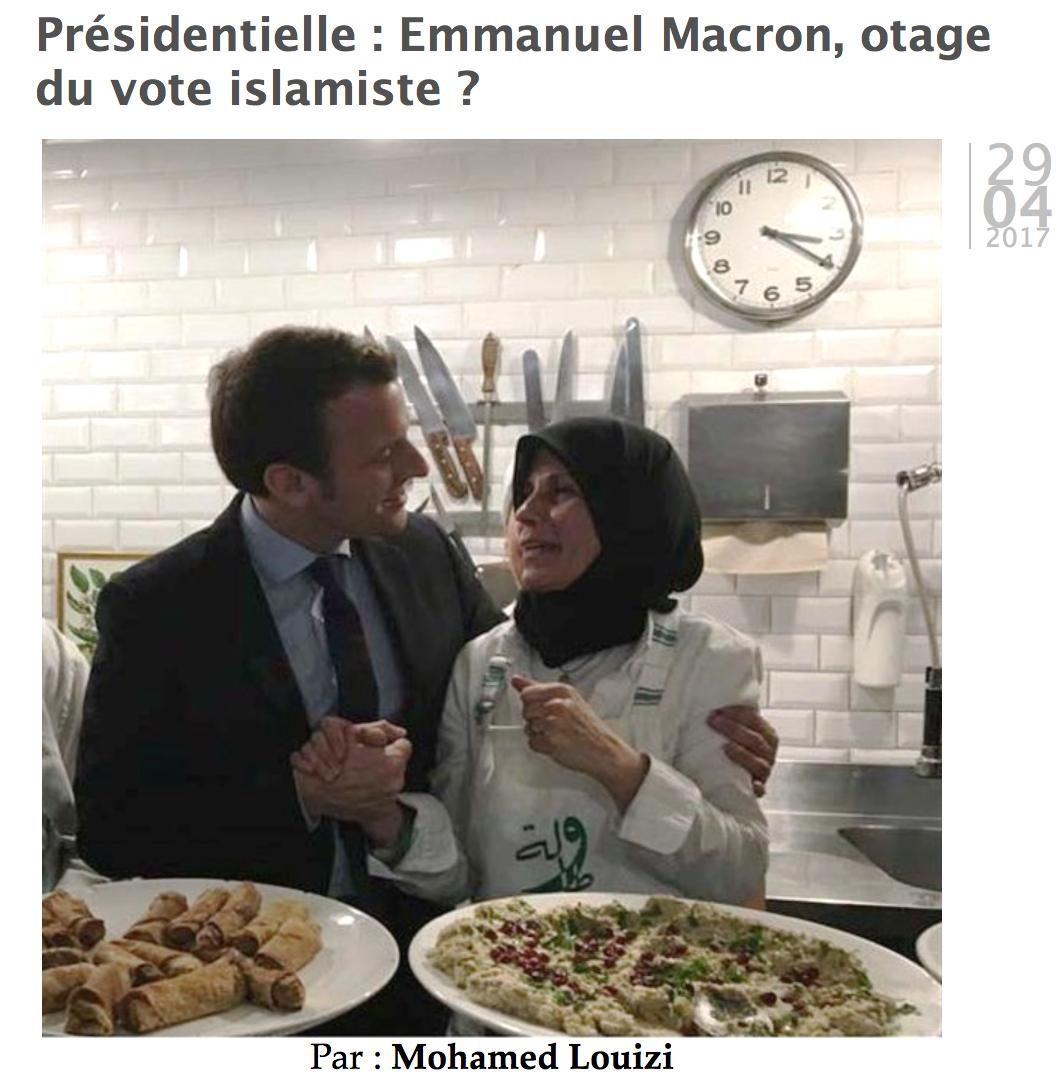 Macron refuse d'interdire les Frères Musulmans, pourquoi c'est gravissime