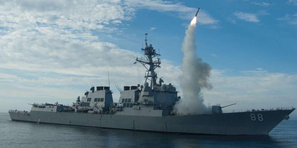 Trump a-t-il bien fait de bombarder la Syrie ?
