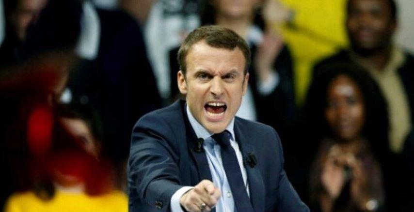 Macron va taxer vos smartphones pour financer Ruquier, Bern, Nagui…
