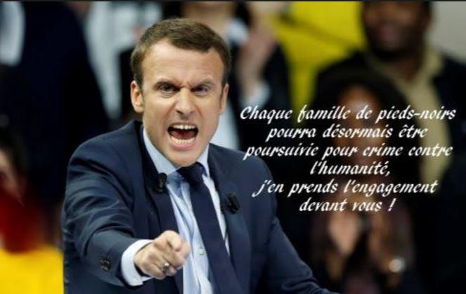 Général Piquemal : «Emmanuel Macron, allez vous présenter en Algérie et oubliez la France»