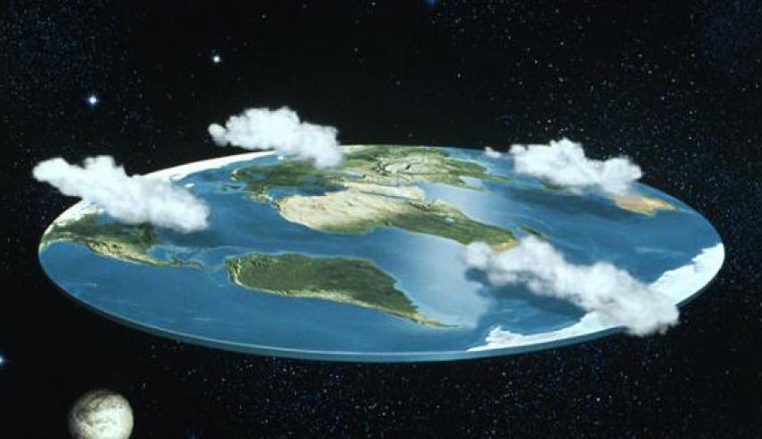 Thèse d'université en Tunisie: la Terre, située au centre de l'univers, est plate