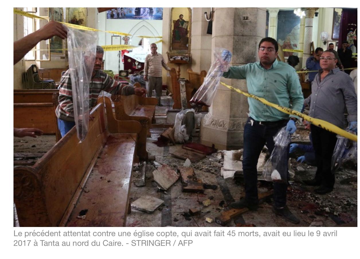 Au moins 26 chrétiens morts dans l'attaque d'un bus… Alors, toujours aveugles les chrétiens ?