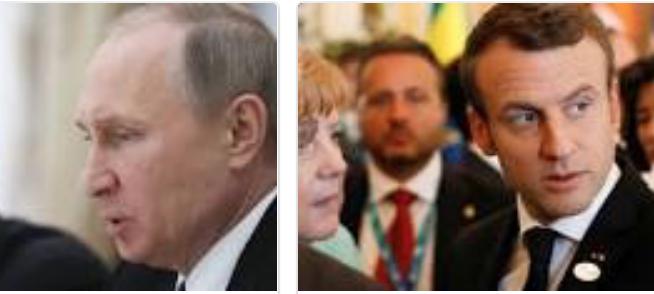 Opération Barbapapa… Macron veut faire un bras de fer avec Poutine