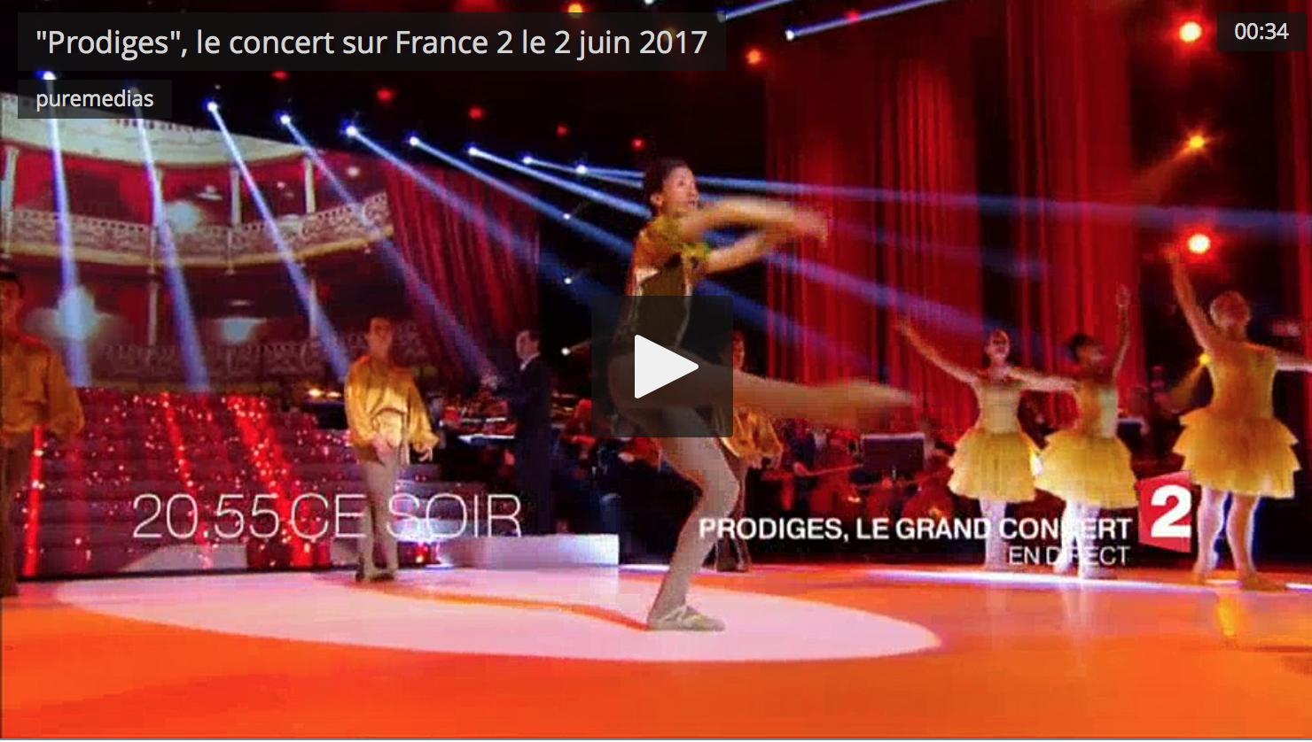 «Prodiges» sur France2 : nos jeunes ont du talent, oui la culture française existe, m'sieur Macron