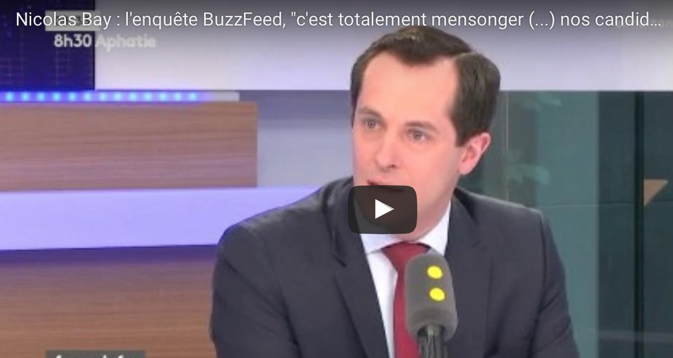 Buzzfeed : les candidats FN parlant d'insécurité, de dealers, d'islamisation sont racistes