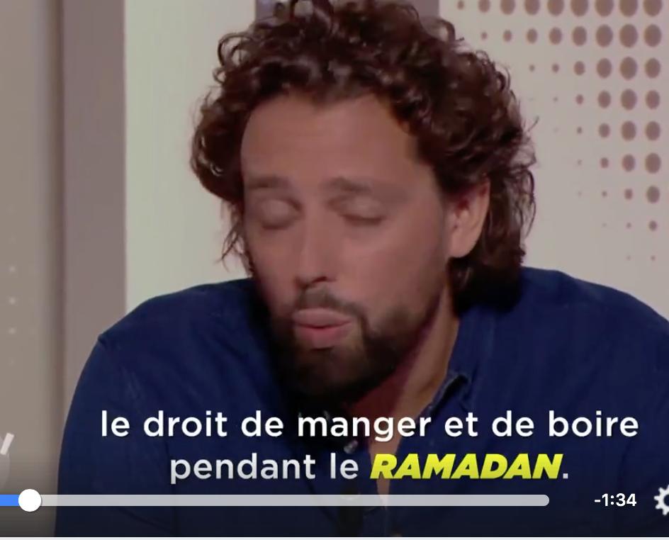 Ramadan en Tunisie, un mois de prison pour ne pas avoir respecté le jeûne : révolte !