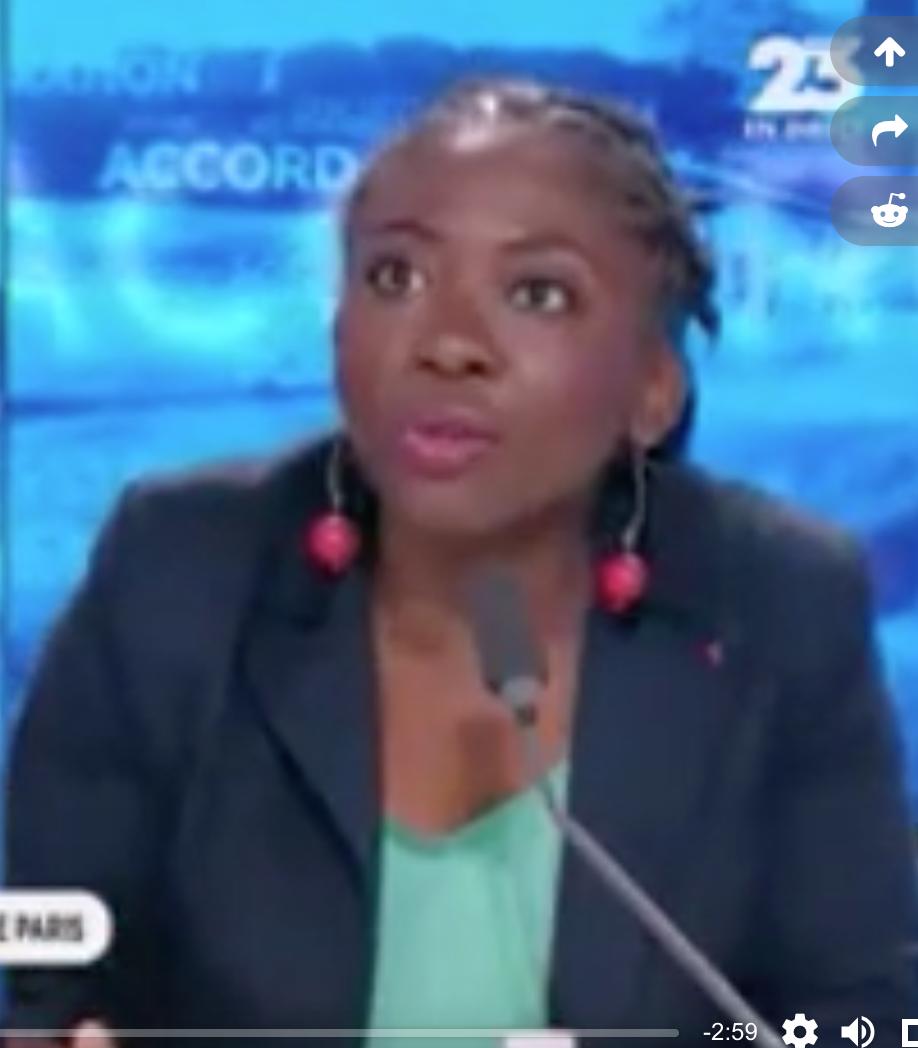 La députée Danièle Obono : «nique la France» mais pas «vive la France»