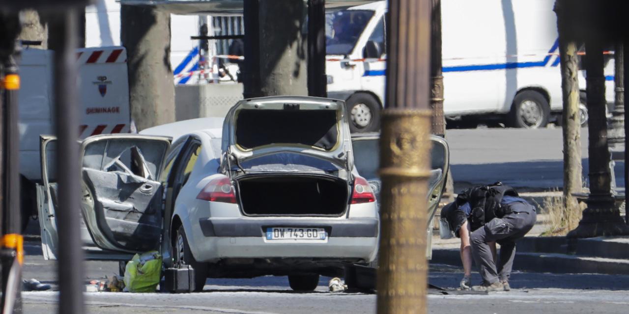 Champs-Elysées : attaque des gendarmes, encore un fiché S ! Qu'est-ce qu'on attend ?