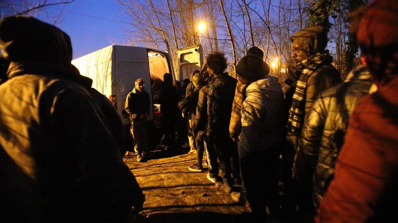 Calais : juge et associations veulent que ça recommence !