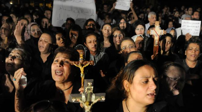 Pas un journal pour dire comment sont morts les coptes assassinés dans le Sinaï