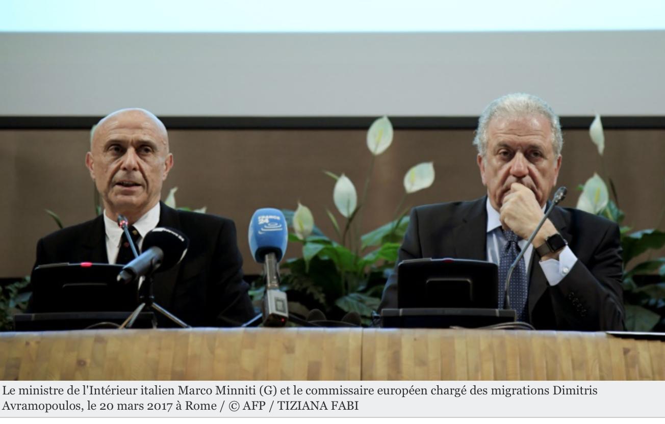 La France sommée de prendre le relais de l'Italie en accueillant les bateaux de «migrants»