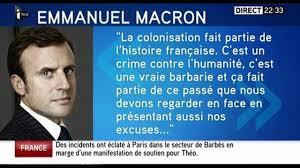 Rappel sur l'Afrique du Nord à destination de l'inculte Macron …