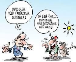 Quand les sinistres dirigeants algériens nous font rigoler …