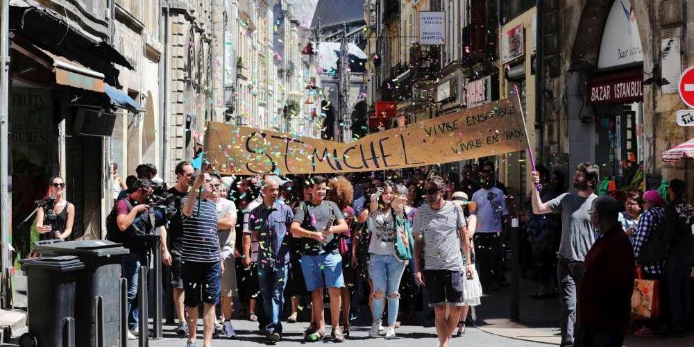 Bordeaux : des commerçants se plaignent des «incivilités» ? Les caïds du quartier tabassent le patron de bar