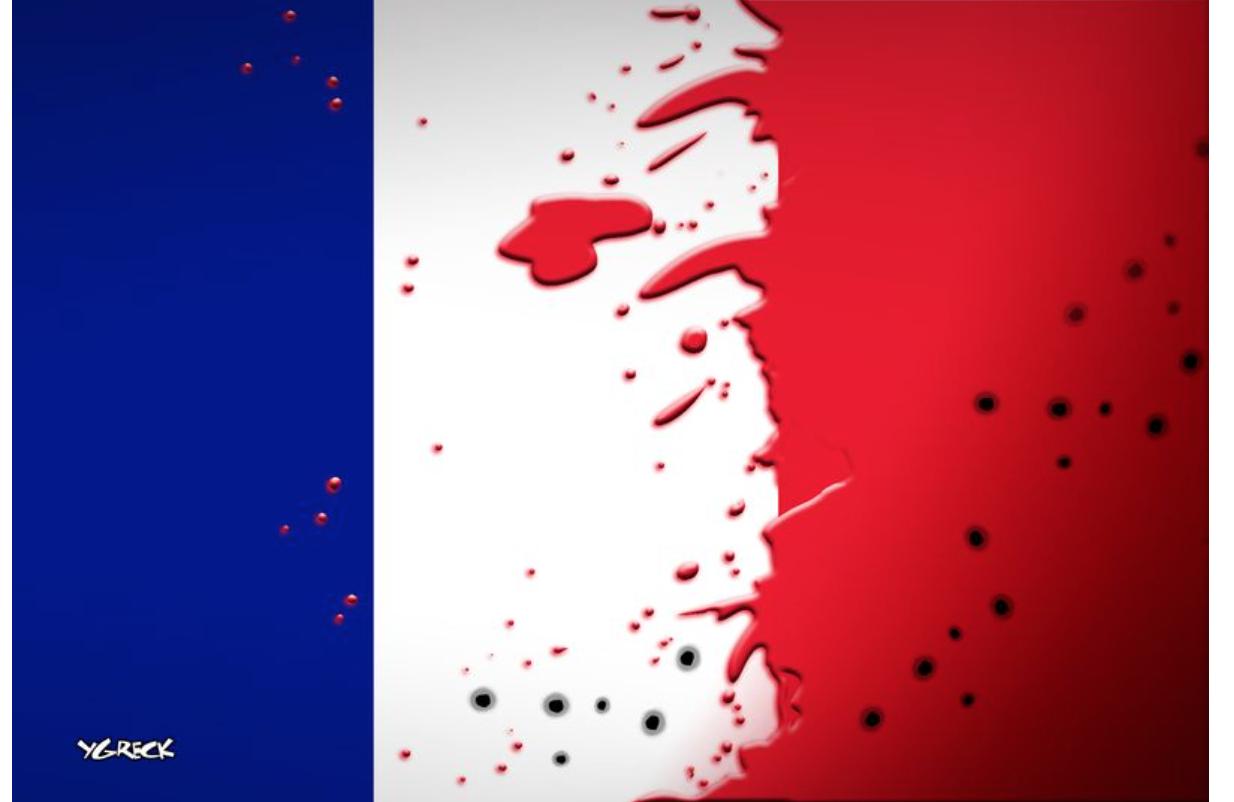 Le vrai bilan des attentats musulmans en France (2015-2016) : 240 morts, 964 blessés