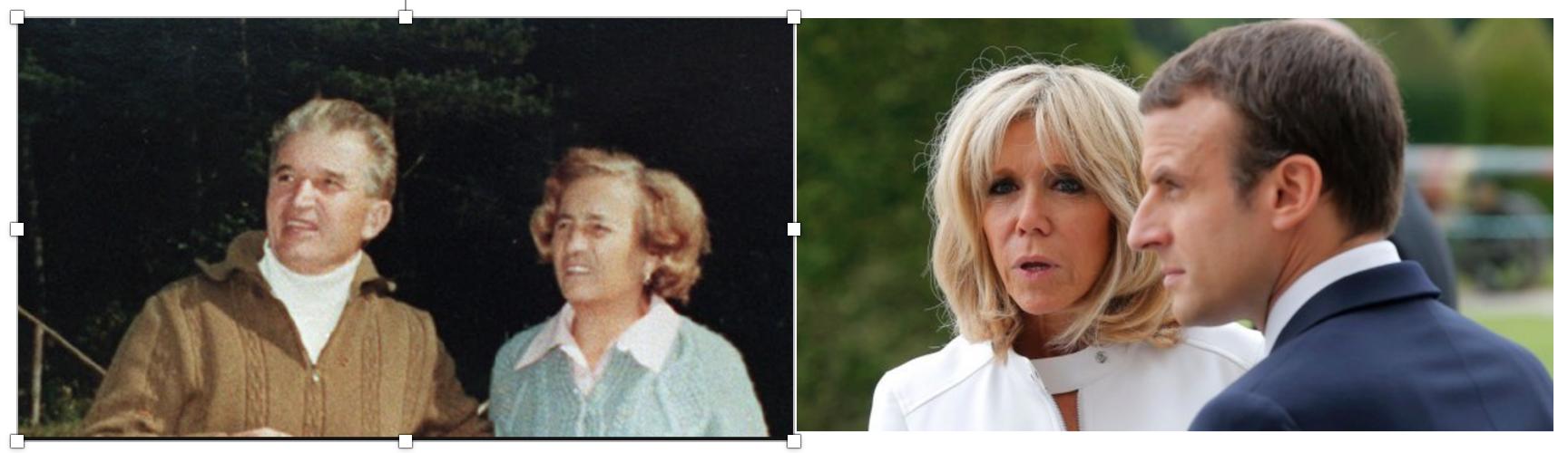 6 heures de garde-à-vue pour avoir photographié le couple Macron-Ceaucescu