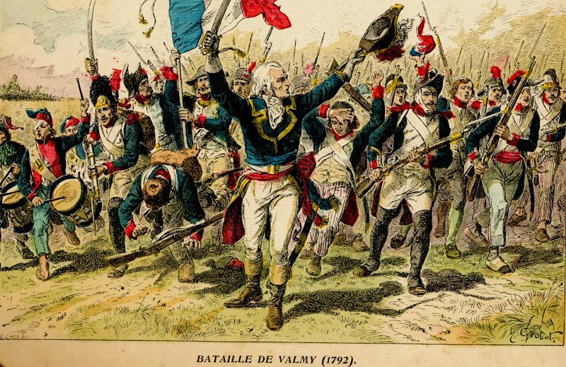 Un Bleu et un Blanc qui se sont entretués pendant les guerres de Vendée de retour en France ?