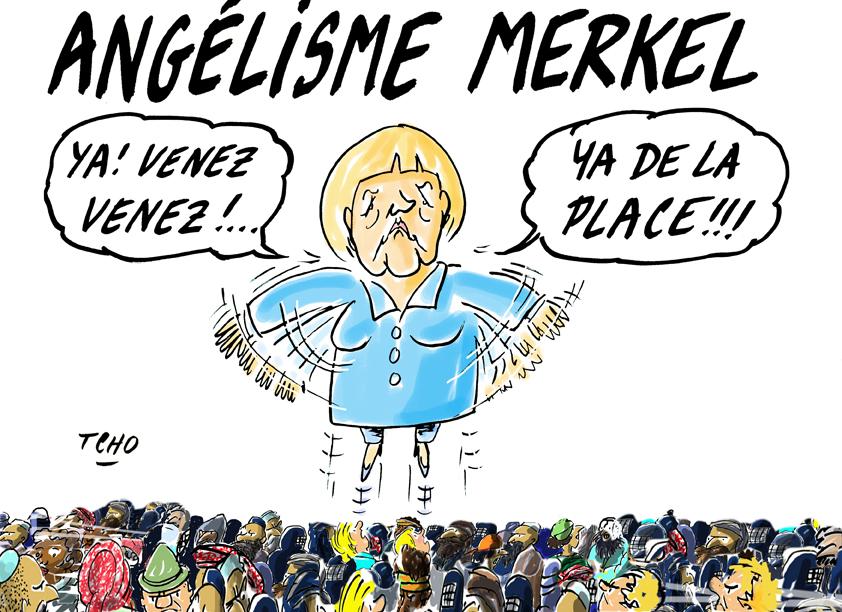 Délinquance en Allemagne : migrants et autres demandeurs d'asile coupables…